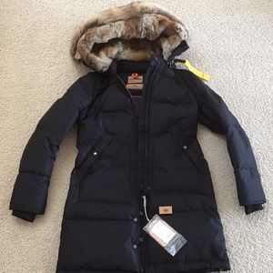 parajumpers long bear down coat